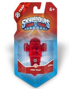 Skylanders Trap Team - Single Trap Fire Screamer