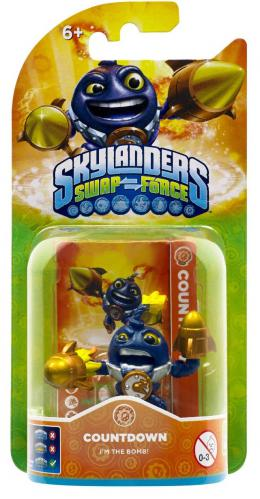 Skylanders SWAP Force Countdown