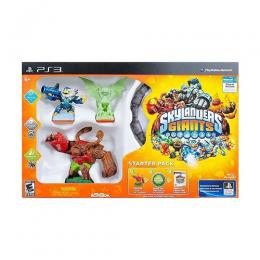PS3 Skylanders GIANTS Glow in the Dark Starter Pack (Game+Portal of Power+Jet-Vac+Cynder+Tree Rex)