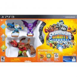 PS3 Skylanders GIANTS Starter Pack (Game + Portal of Power + Jet-Vac + Cynder + Tree Rex)