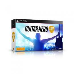 PS3 Guitar Hero Live Bundle