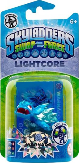 Skylanders SWAP Force Lightcore Warnado