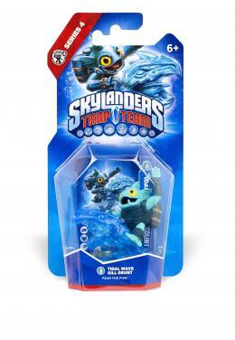 Skylanders Trap Team - Tidal Wave Gill Grunt
