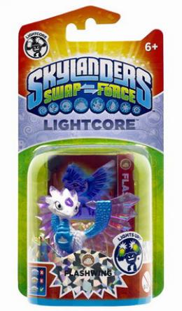 Skylanders SWAP Force Lightcore Flashwing