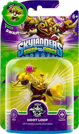 Skylanders SWAP Force Shapeshifter Hoot Loop