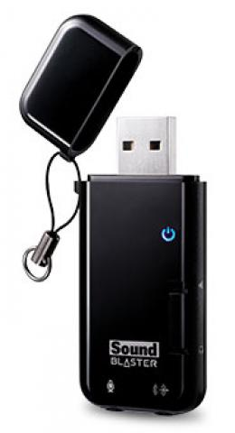 Sound Blaster X-Fi Go Pro USB
