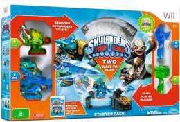 Wii Skylanders Trap Team Starter Pack