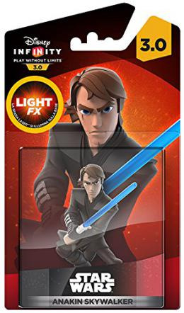 Infinity 3.0 Figure Light Up - Anakin (Star Wars)