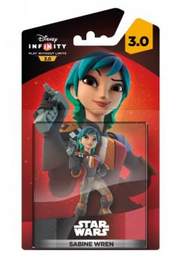 Infinity 3.0 Figure Sabine (Star Wars)