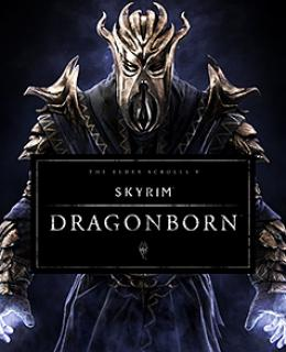 PC The Elder Scrolls V Skyrim: Dragonborn DLC