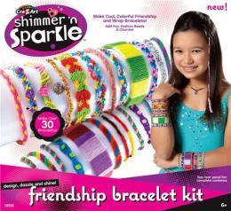 Dečji set za izradu narukvica prijateljstva