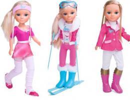 Nancy Pink Sports lutka