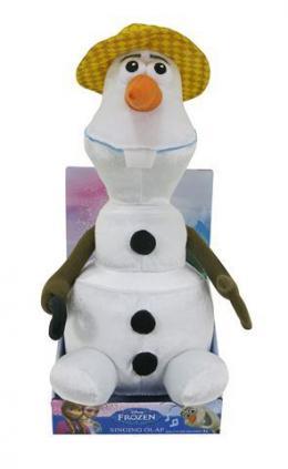 Frozen plišani Olaf koji peva 30 cm