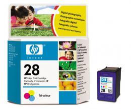 HP HP 28 Tri-colour Ink
