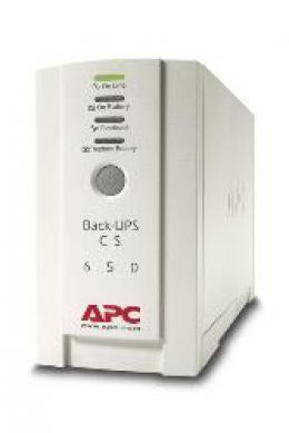 UPS APC BK650EI, Back-UPS CS 650VA
