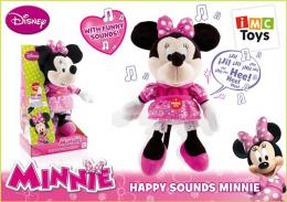 Pliš Happy Sounds Minnie