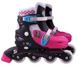 Roleri inline Monster High vel. 34-37