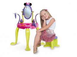 Minnie kozmetički stočić sa stolicom