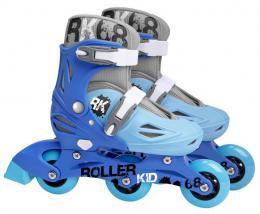 Igr. Roleri 2u1 plavi 3 točka vel. 27-30