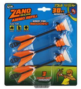 ZING AIR ZANO AMMO REZERVNE STRELICE