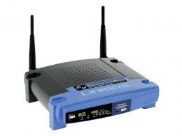 Linksys Router Wireless WRT54GL