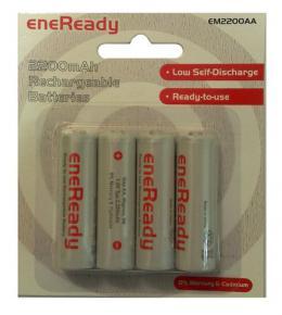 TRIAXPOWER punjive baterije eneReady AA 4 x 2200mAh
