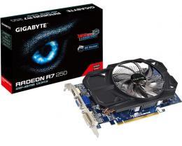 GIGABYTE AMD Radeon R7 250 2GB 128bit GV-R725OC-2GI rev.5.0