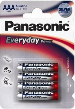 PANASONIC baterije LR03EPS4BP - AAA 4kom Alkalne Everyday