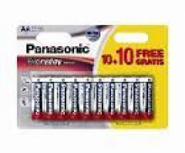 PANASONIC baterije LR03EPS20BW-AAA 20 kom Alkalne Everyday