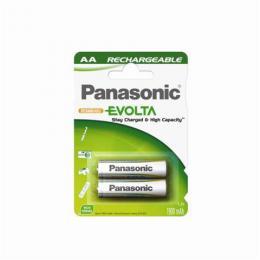 PANASONIC baterije HHR-3MVE2BC -2× AA punjive 1900 mAh