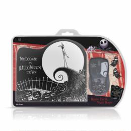 Nightmare Before Christmass Optical Mouse and Mouse Pad