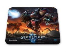 SteelSeries QcK Starcraft 2 Marauder Edition