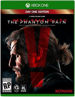 XBOXONE Metal Gear Solid V The Phantom Pain Day1