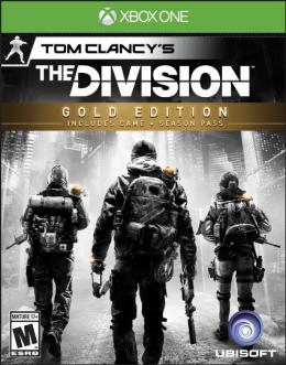 XBOXONE Tom Clancys The Division Gold Edition