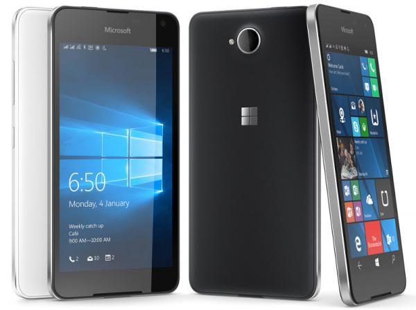 Microsoft Lumia 650 DS White Dual Sim