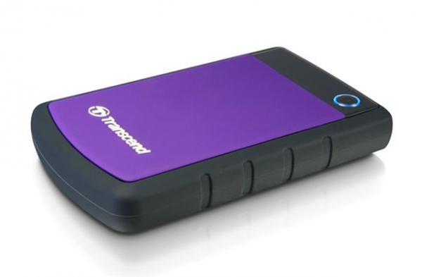 Transcend Externi hard disk 2,5 1TB  USB 3.0 TS1TSJ25H3P