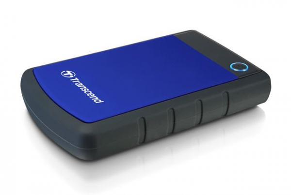 Eksterni hard disk1TB StoreJet 25H3B Transcend USB 3.0