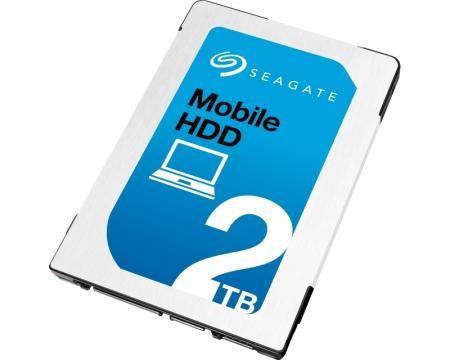 SEAGATE 2TB 2.5 SATA III 128MB 5.400rpm ST2000LM007
