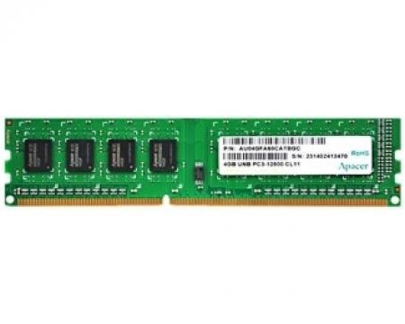 APACER DIMM DDR3 4GB 1600MHz AU04GFA60CATBGC
