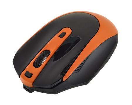A4 TECH G11-580FX-3 Li-Ion V-Track Wireless Optical crno-narandžasti