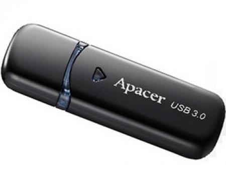 APACER 32GB AH355 USB 3.0 flash crni