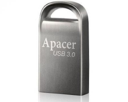 APACER 64GB AH156 USB 3.0 flash sivi