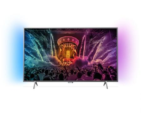 PHILIPS 55 55PUS6401/12 Smart LED 4K Ultra HD Android Ambilight digital LCD TV $
