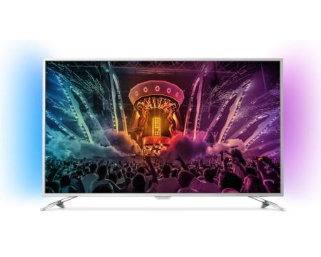 PHILIPS 55 55PUS6501/12 Smart LED 4K Ultra HD Android Ambilight digital LCD TV $
