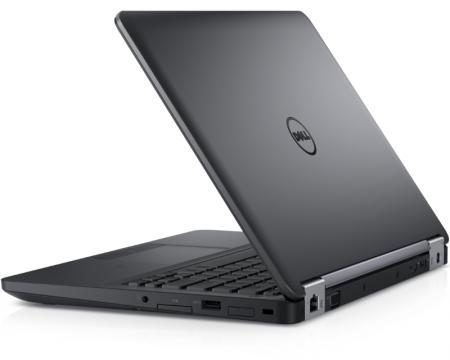 DELL Latitude E5270 12.5 Intel Core i5-6200U 2.3GHz (2.8GHz) 4GB 500GB Windows 10 Pro 64bit 3yr NBD