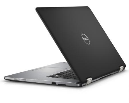 DELL Inspiron 15 7000 Series (7568) 15.6 Intel Core i5-6200U 2.3GHz (2.8GHz) 8GB 256GB SSD 3-cell crni Windows 10 Home 64bit 5Y5B
