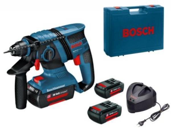 Akumulatorska udarna bušilica Bosch GBH 36 V - Li