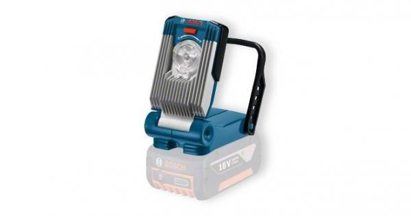 Akumulatorska lampa Bosch GLI VariLED