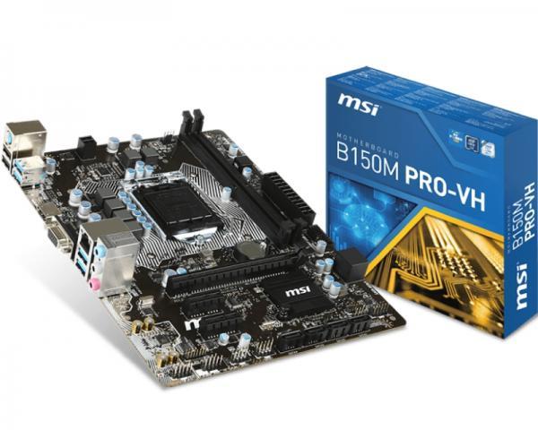 MSI B150M PRO-VH