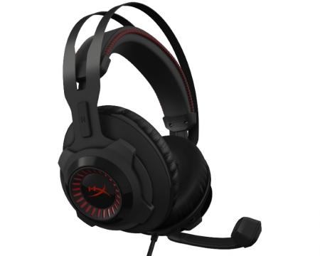 KINGSTON HyperX Cloud Revolver Gaming slušalice sa mikrofonom HX-HSCR-BK/EM